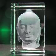 Bloc en verre 65x75x110 mm
