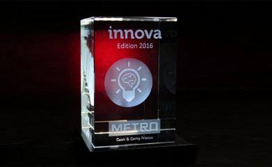 Trophée Innova 2016-Groupe METRO image 1