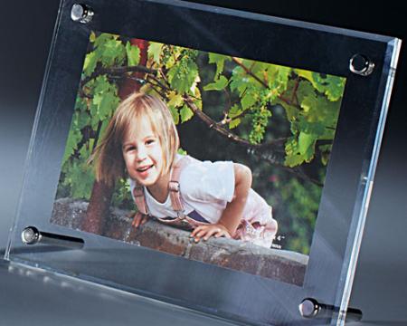 Idée de cadeau : une gravure photo dans le verre