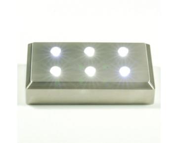 Support lumineux 100x60x20 mm